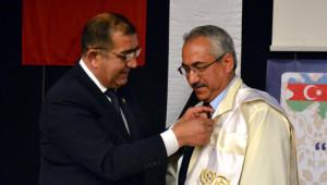 Ksü'de, Haydar Aliyev Konferansı Verildi