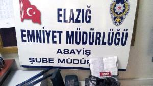 Memleketine İzinli Olarak Gelen Asker, Hırsızlık Yaparken Yakalandı
