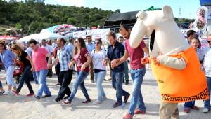 Mesut Yar ile Mustafa Topaloğlu'nun Düeti Coşturdu