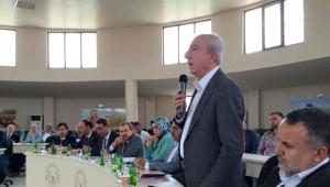 Miroğlu, Mardin Küçük Millet Meclisi Toplantısına Katıldı