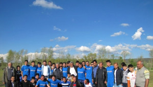 Şampiyon Hisarcık Belediyespor 1. Amatör Küme'ye Yükseldi