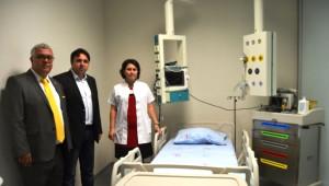 Ayvalık'ta Yeni Hastane Hizmete Girdi
