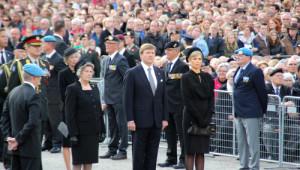 Hollanda'da Nazi İşgalinden Kurtuluş Günü Kutlandı