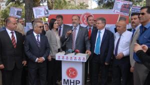 MHP'li Vural: ya Cumhurbaşkanı Ol, ya da AKP'nin Borazanı Ol