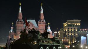 Rusya, Kızıl Meydan'da Gövde Gösterisi Yapacak