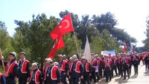 Akçakocalı İzciler Çanakkale'den Döndü