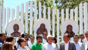 Antalya'da 'Üç Fidan Parkı' Açıldı