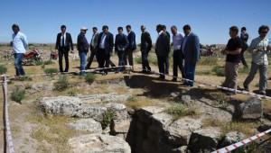 Harran'daki Kazı Çalışmaları Devam Ediyor