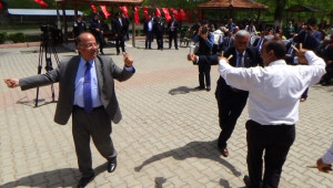 Kırıkkale'de Hıdrellez Şenliği
