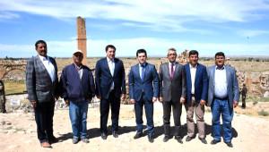 Şanlıurfa Valisi: Harran'a Daha Çok Turist Çekeceğiz