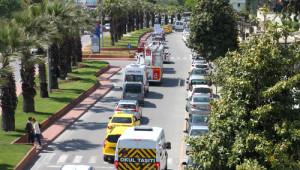 Trafik Haftası'na Kortejli Kutlama