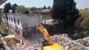 Tuzla'daki Ermeni Yetimhanesi Yıkılıyor