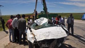 Adıyaman'da Otomobil Uçuruma Yuvarlandı: 3'ü Çocuk, 5 Yaralı