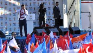 Başbakan Davutoğlu Elazığ'da