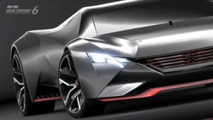 Gran Turismo 6'daki Yeni Konsept, 0'dan 100'e 1.73 Saniyede Ulaşıyor
