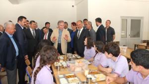 Mehmet Ali Şahin Antalya'da Ziyaretlerde Bulundu