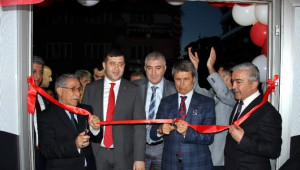 MHP Kocasinan İlçe Seçim İrtibat Bürosu Dualarla Açıldı