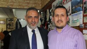 Recep Hacıeyüpoğlu Genel Seçim Çalışmaları İçin Adapazarı'nda Düzenlenen Programlara Katıldı