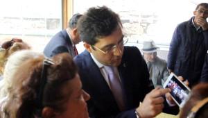 Beşiktaş Belediye Başkanı Hazinedar: Abbasağa'da Çardağı Halkımız İstedi