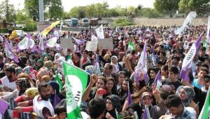 Hdp Eş Genel Başkanı Demirtaş Elazığ'da