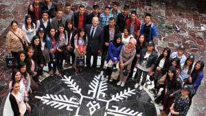 Üniversite Adayı Öğrenciler Arü'ye Hayran Kaldı