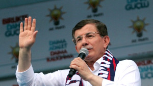 Başbakan Davutoğlu Mersin'de (2)