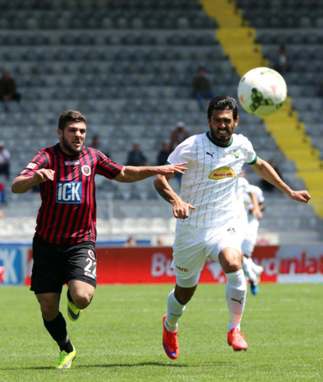 Gençlerbirliği: 0 - Akhisar Belediyespor: 0