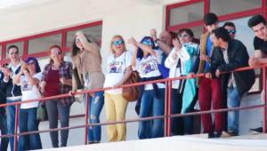Lassa V1'de Sezon Körfez Pistinde Açıldı