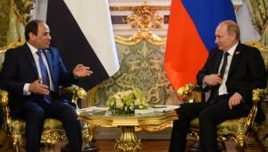Putin'den Mısır Lideri Sisi'ye Zafer Bayram'ı Teşekkürü
