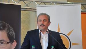 AK Parti'li Şentop: