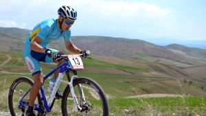 Bitlis'teki Dağ Bisikleti Yarışları Sona Erdi