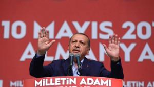 Cumhurbaşkanı Erdoğan, Almanya'daki Seçmenlerden Oy İstedi