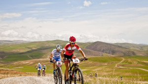 Dağ Bisikleti Yarışmaları Sona Erdi