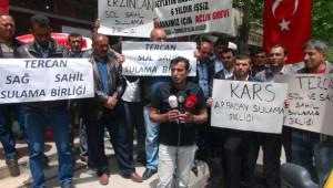 Elazığ'da Sulama Birliği İşçileri Yeniden Grev Başlattı