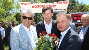 Elibol, Ankara'da Yaşayan Yozgatlıları Bir Araya Getirdi