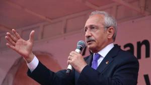 Kılıçdaroğlu: Türkiye'nin Huzuru İçin 4 Yıl Süre Verin (2)