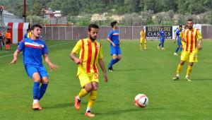 Manavgatspor-Çatalcaspor: 0-1