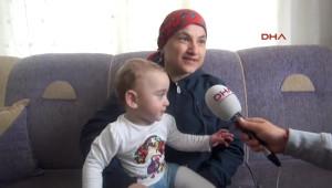 Sakarya Doktorların 'Kemoterapide Düşer' Dediği Zeynep Esma Bebek Annesine Hayat Oldu