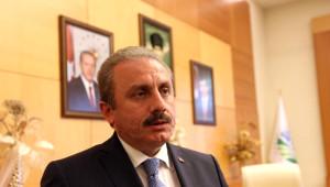 AK Parti Genel Başkan Yardımcısı Mustafa Şentop Açıklaması