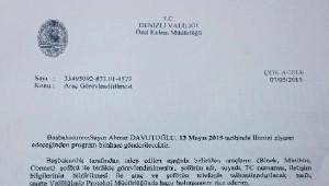 Denizli Valisi'nin Araç Talebine CHP'li Vekillerden Tepki