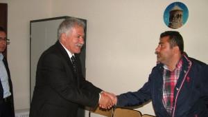 MHP'li Çavuşoğlu'ndan Van- Adilcevaz Kültür Vakfı'na Ziyaret