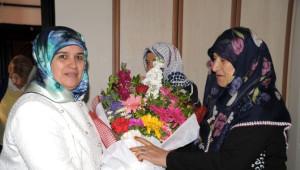 Vali Nayir'dan Anneler Günü Ziyaretleri
