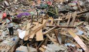 Nepal'deki Şiddetli Depremin Ardından Görüntüler