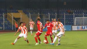Adanapor: 1 - Antalyaspor: 4