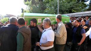 Bursa'da Ölen İki Üniversiteli Son Yolculuğuna Uğurlandı