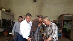 Çiftçilerden 'Sulama Birlikleri Belediyelere Devredilsin' Önerisi