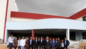 Elmalı Devlet Hastanesi Açılışa Hazırlanıyor