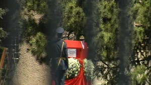 Kenan Evren'in Cenazesi Genelkurmay Başkanlığı'nda (1)