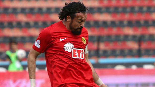 Mersin İdmanyurdu: 0 - Galatasaray: 1 (İlk Yarı)