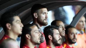 Mersin İdmanyurdu: 0 - Galatasaray: 1